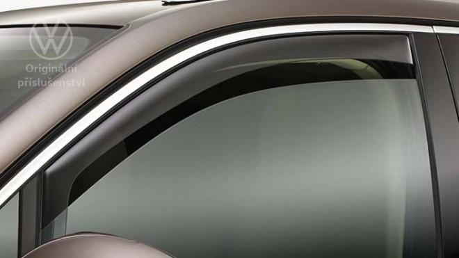 plastový kryt okna přední <small>7P0072193 HU3</small>
